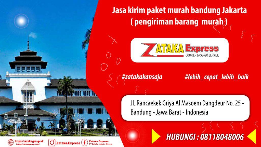 Jasa kirim paket murah bandung Jakarta ( pengiriman barang murah )