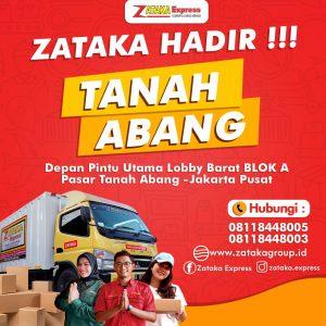 Kirim paket murah dari tanah abang ke seluruh Indonesia